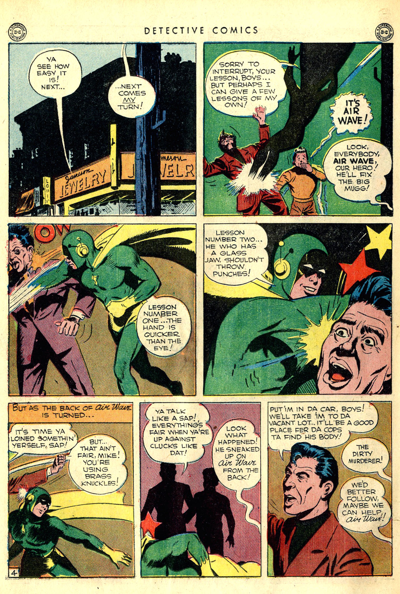 Read online Detective Comics (1937) comic -  Issue #90 - 38
