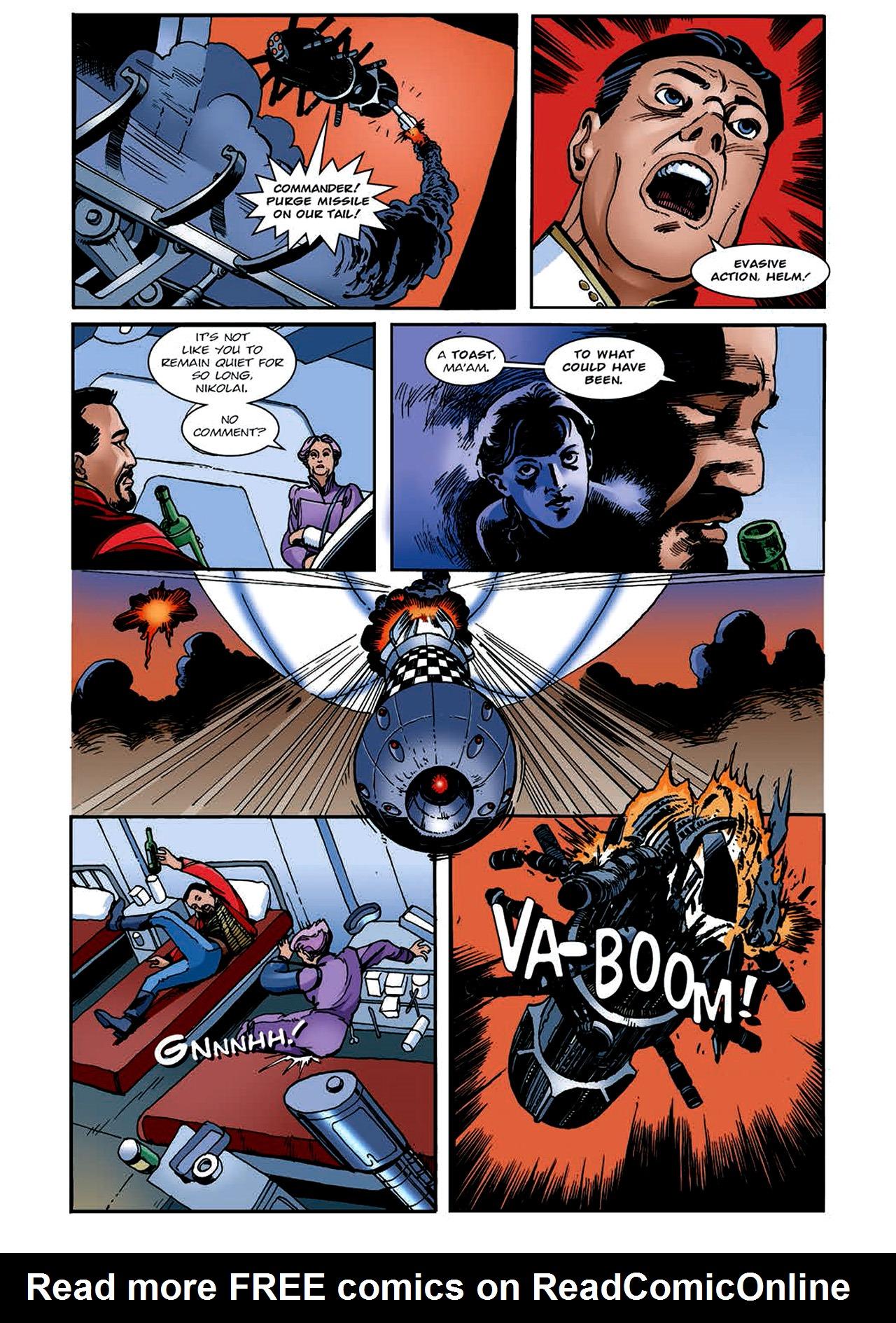 Read online Nikolai Dante comic -  Issue # TPB 4 - 143