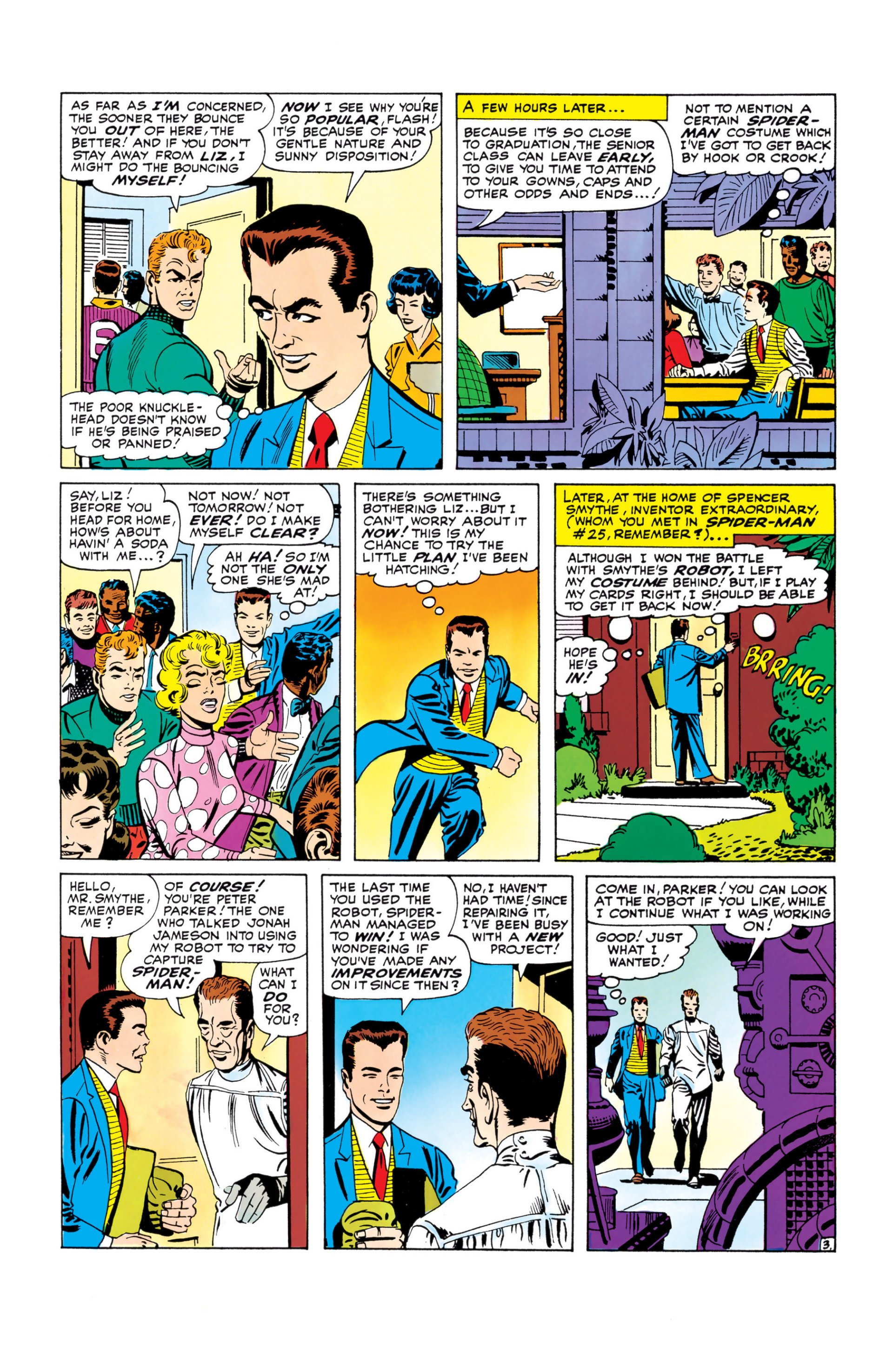 The Amazing Spider-Man (1963) 28 Page 3