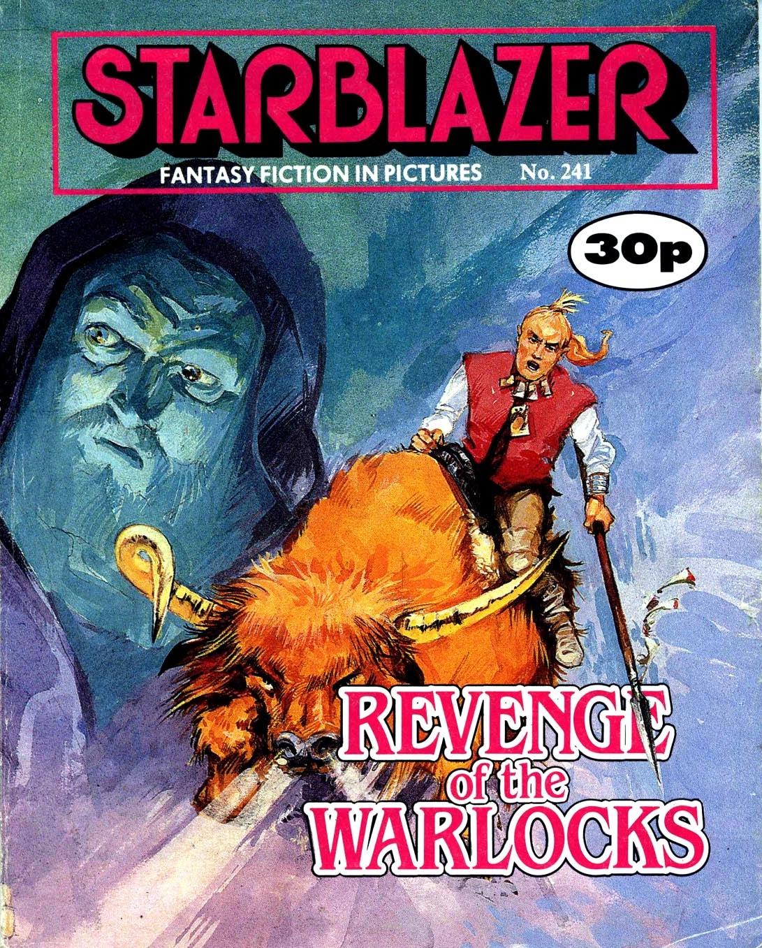 Starblazer issue 241 - Page 1