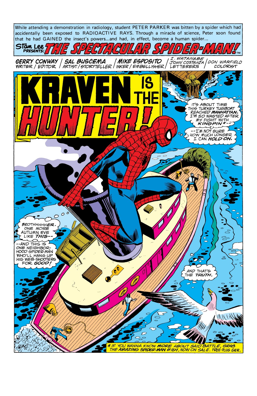 Read online Marvel Masterworks: The Spectacular Spider-Man comic -  Issue # TPB (Part 1) - 27