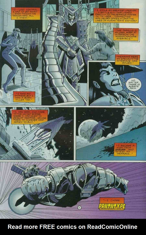 Read online Ultraverse Premiere comic -  Issue #9 - 20