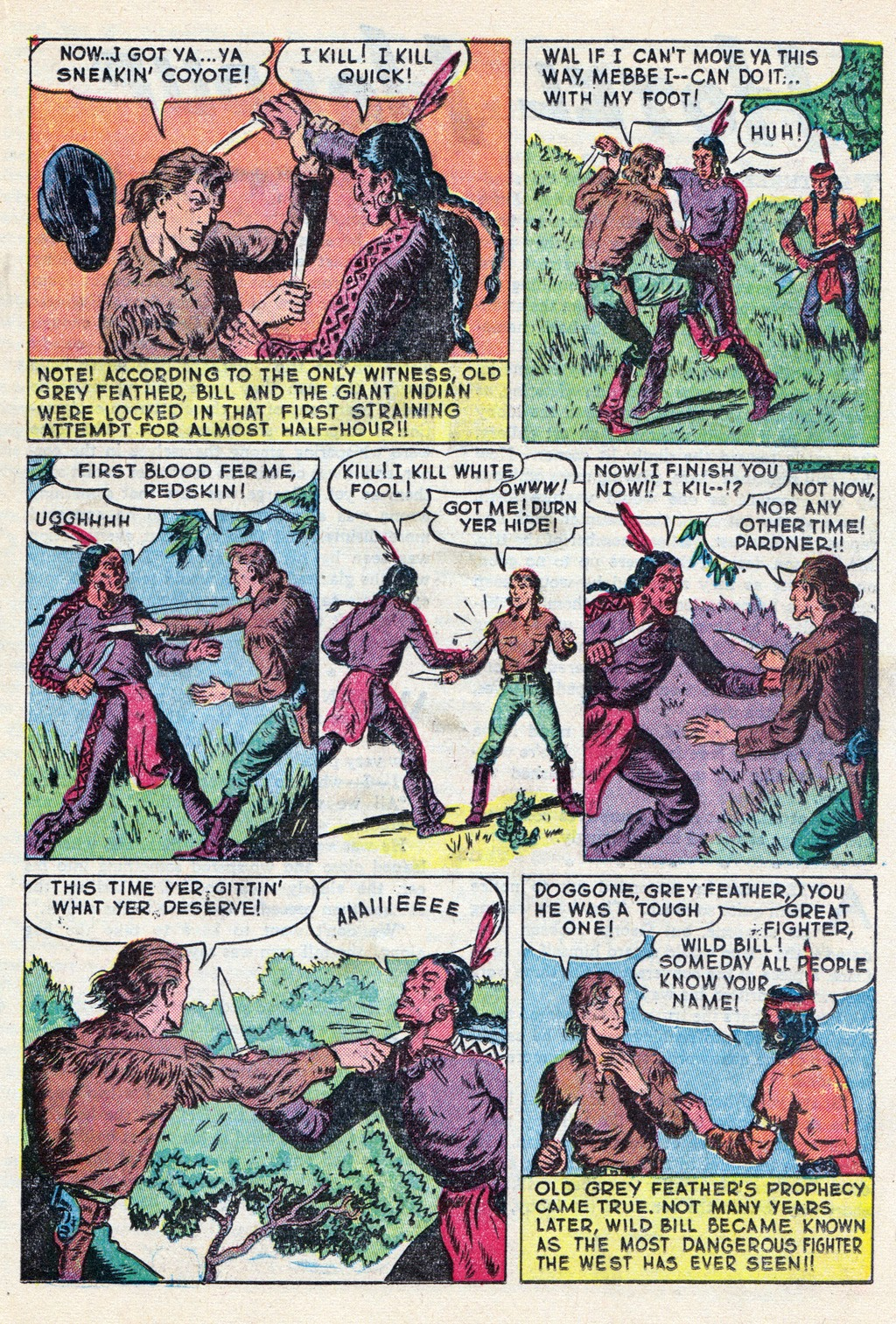 Cowboy Western Comics (1948) issue 18 - Page 17