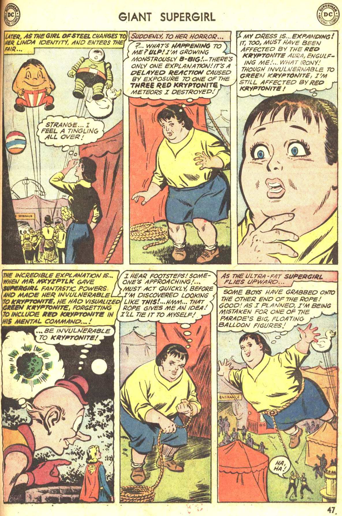 Read online Action Comics (1938) comic -  Issue #360 - 46
