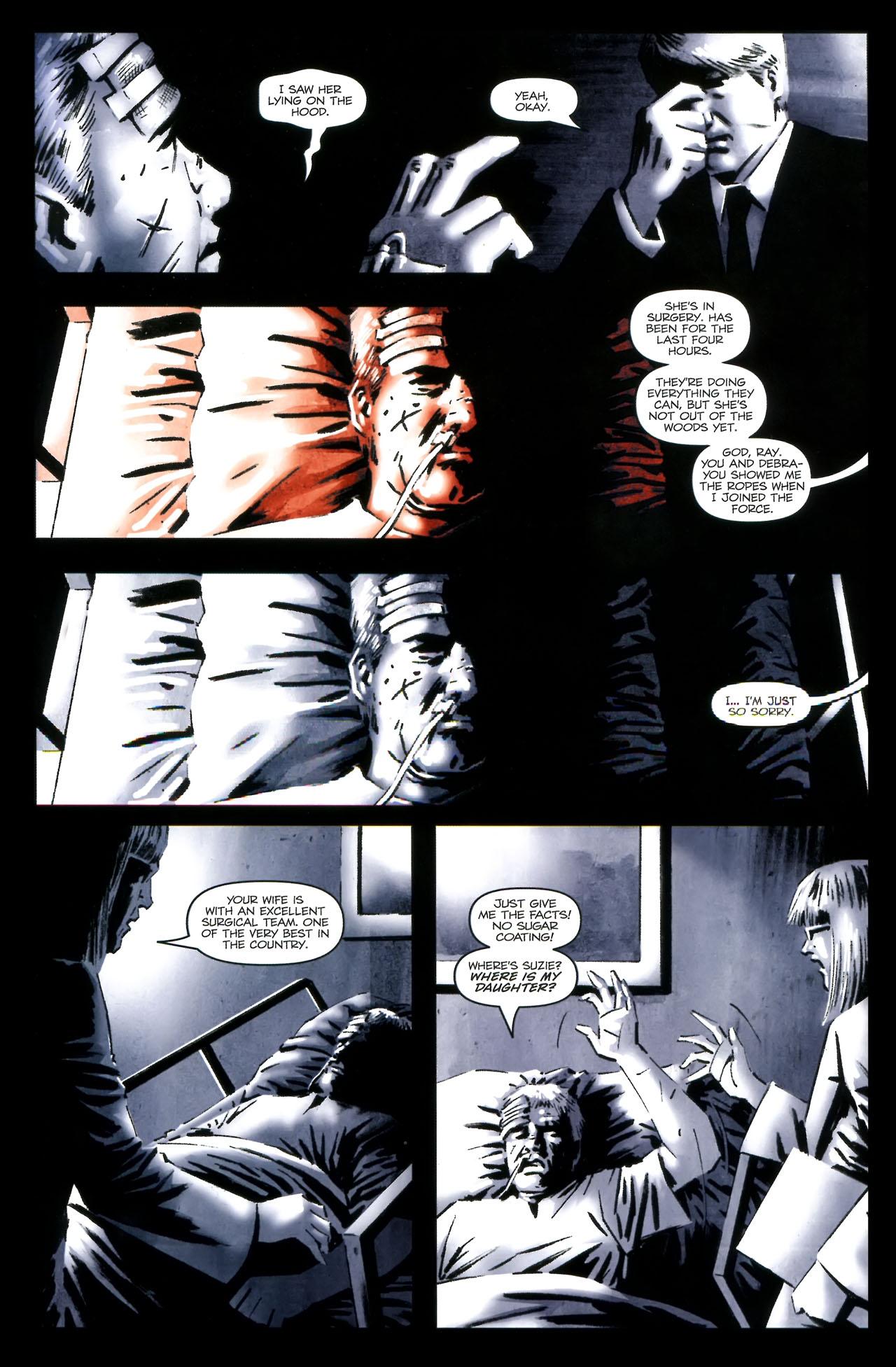 Read online True Blood (2010) comic -  Issue #3 - 28
