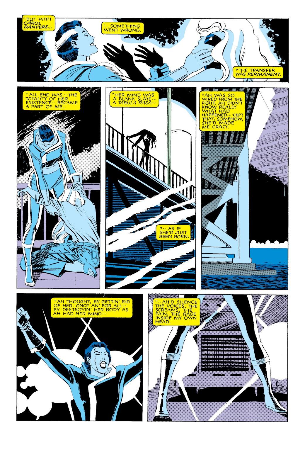 Uncanny X-Men (1963) issue 203 - Page 4
