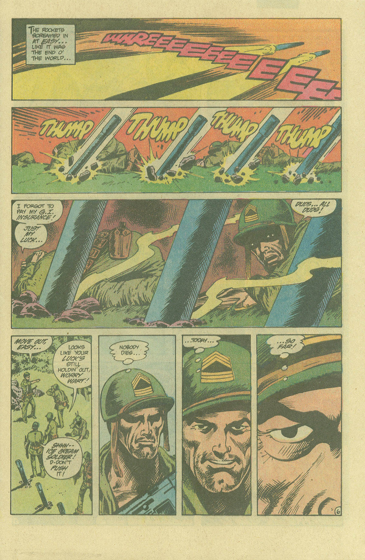 Read online Sgt. Rock comic -  Issue #394 - 8