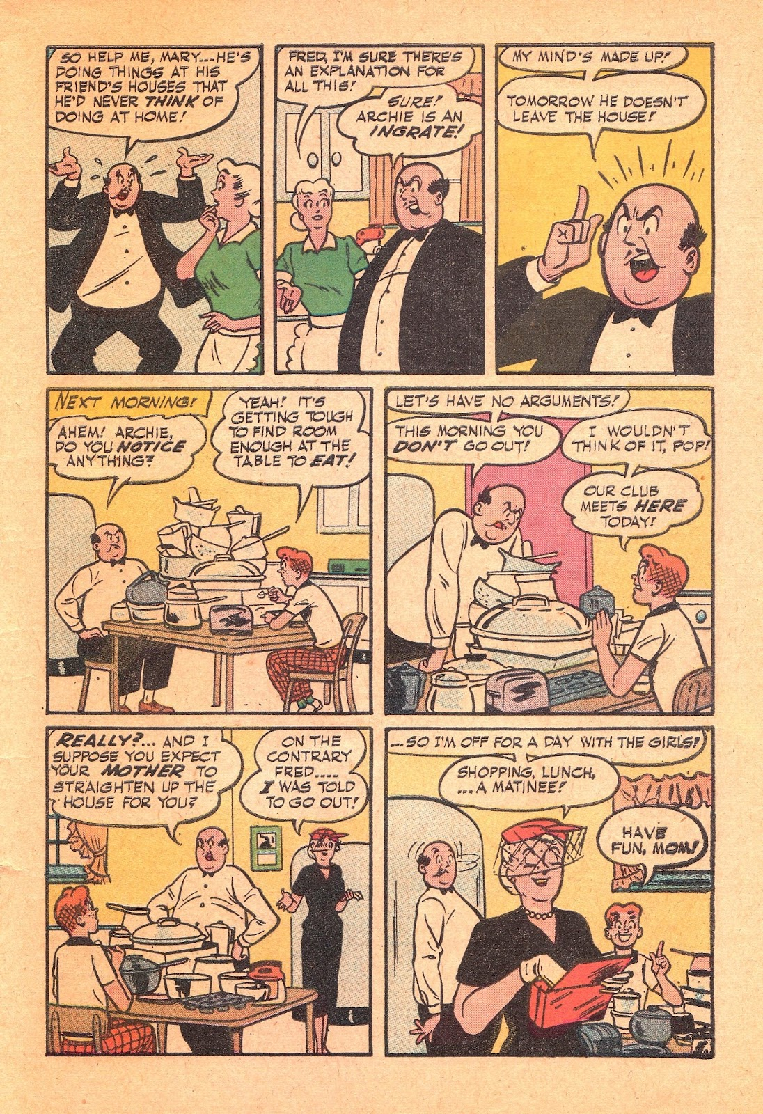 Archie Comics issue 094 - Page 7
