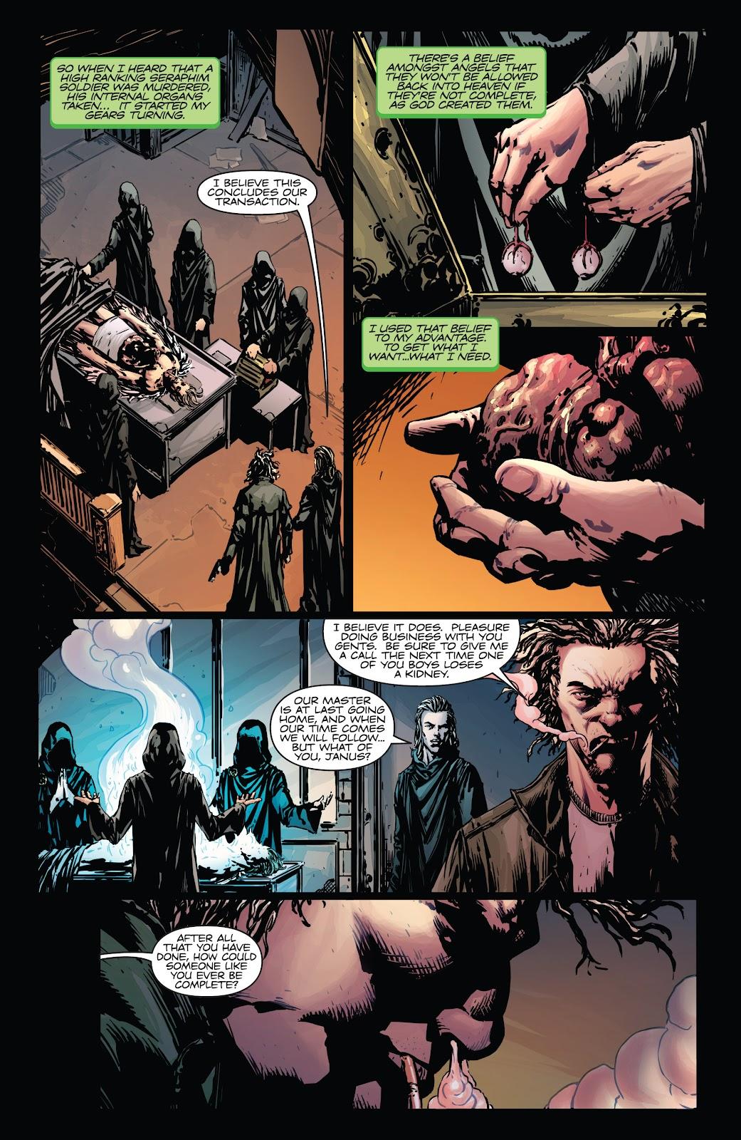 Read online Vampirella Strikes comic -  Issue #2 - 9