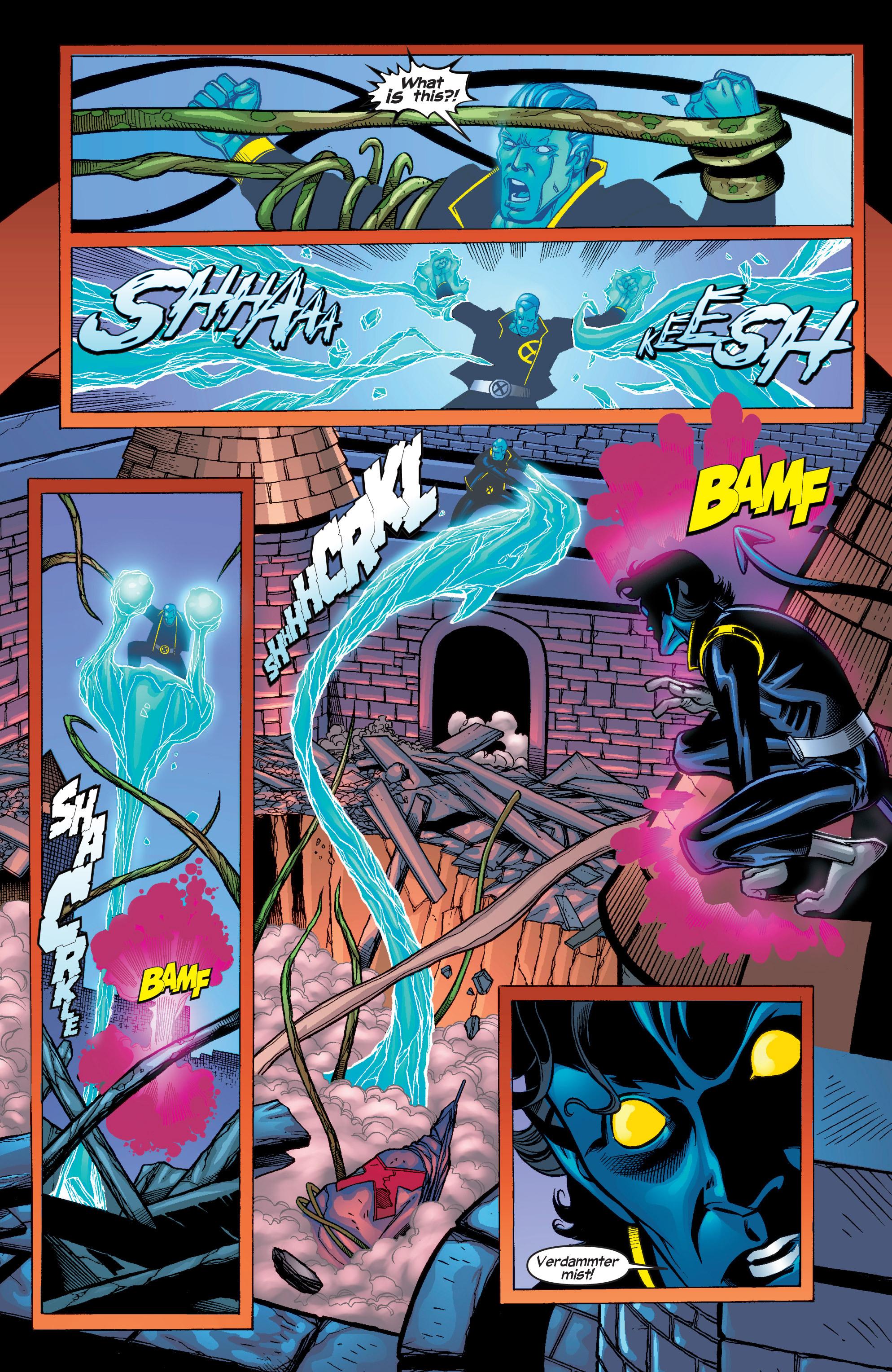 Read online Uncanny X-Men (1963) comic -  Issue #411 - 11