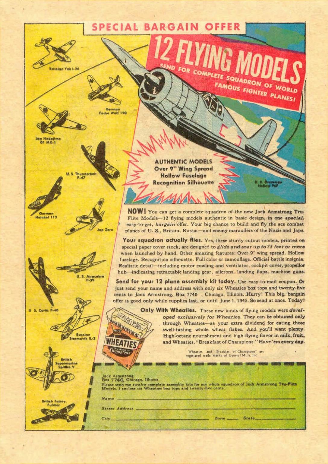 Read online Detective Comics (1937) comic -  Issue #97 - 37