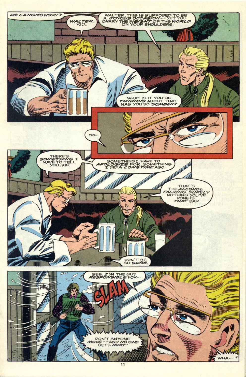 Read online Alpha Flight (1983) comic -  Issue #105 - 9