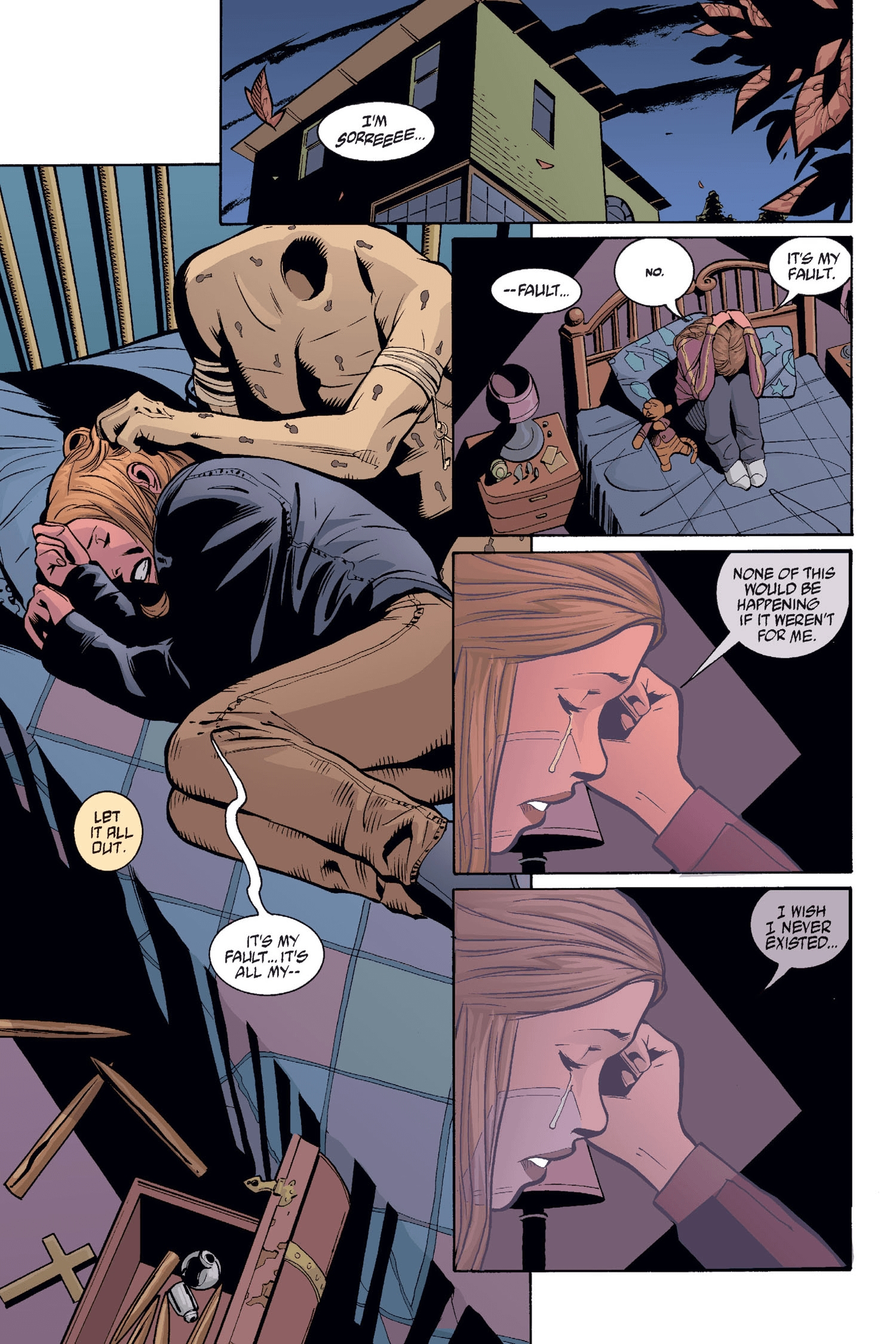 Read online Buffy the Vampire Slayer: Omnibus comic -  Issue # TPB 2 - 50