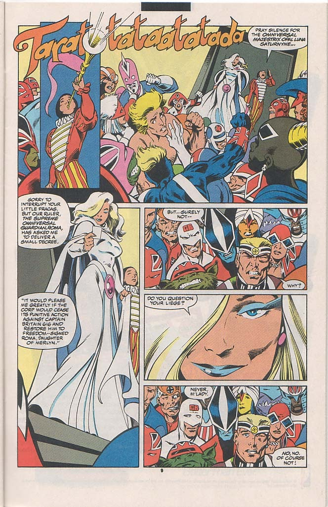 Excalibur (1988) issue 45 - Page 7