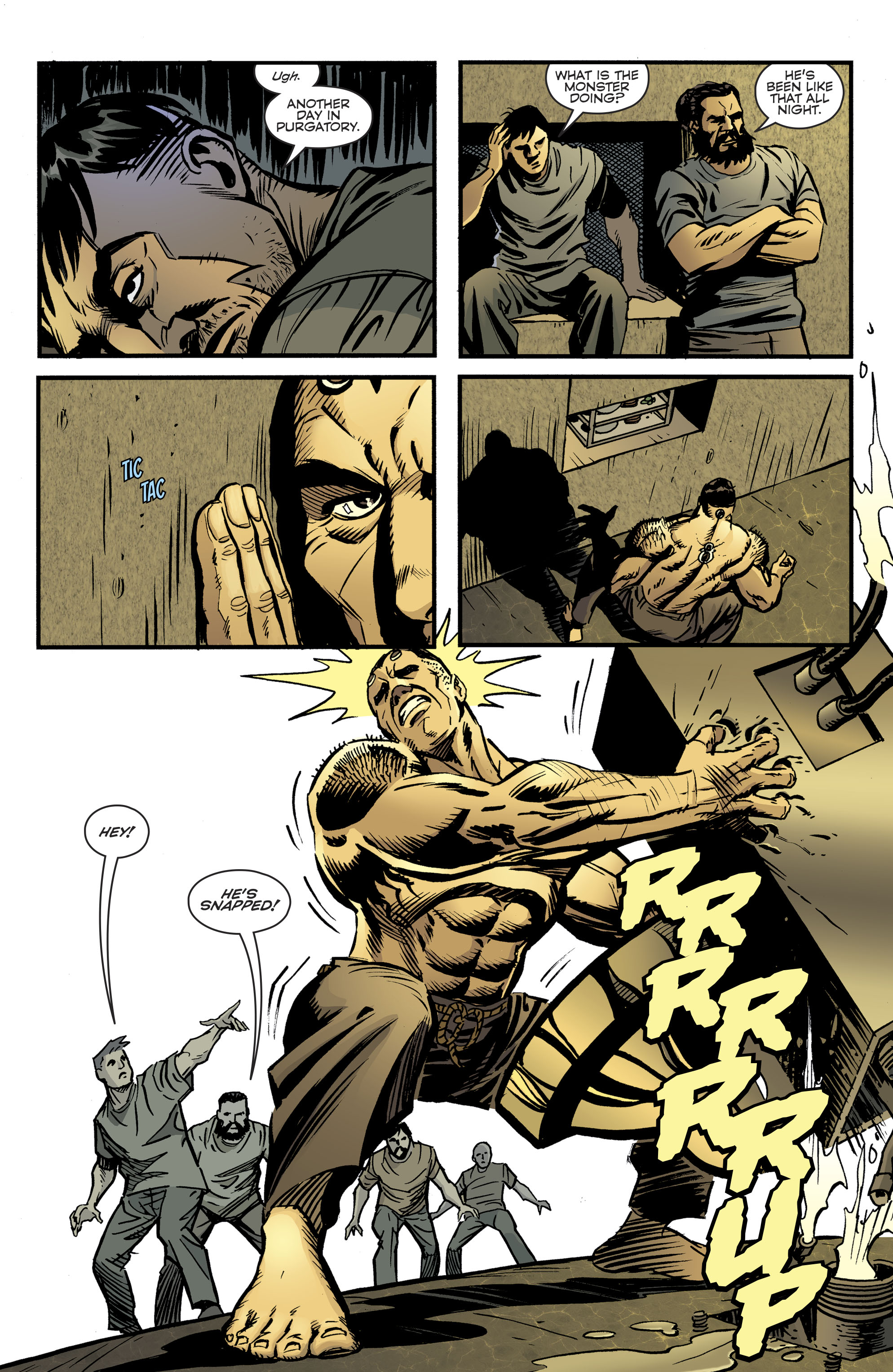 Read online Bane: Conquest comic -  Issue #2 - 17