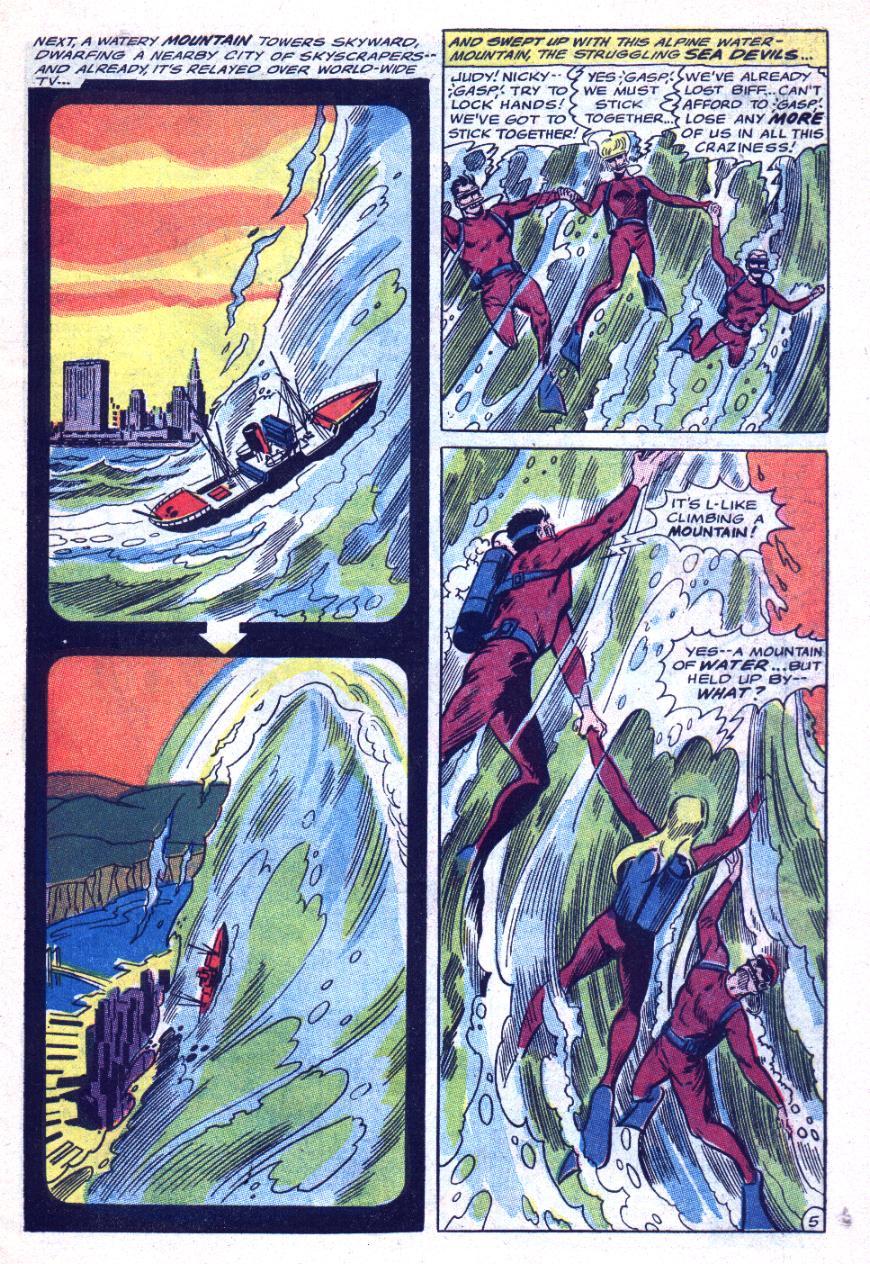 Read online Sea Devils comic -  Issue #31 - 8