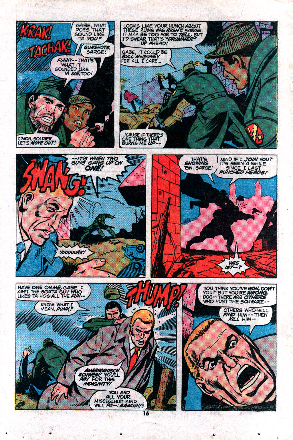 Read online Sgt. Fury comic -  Issue #117 - 18