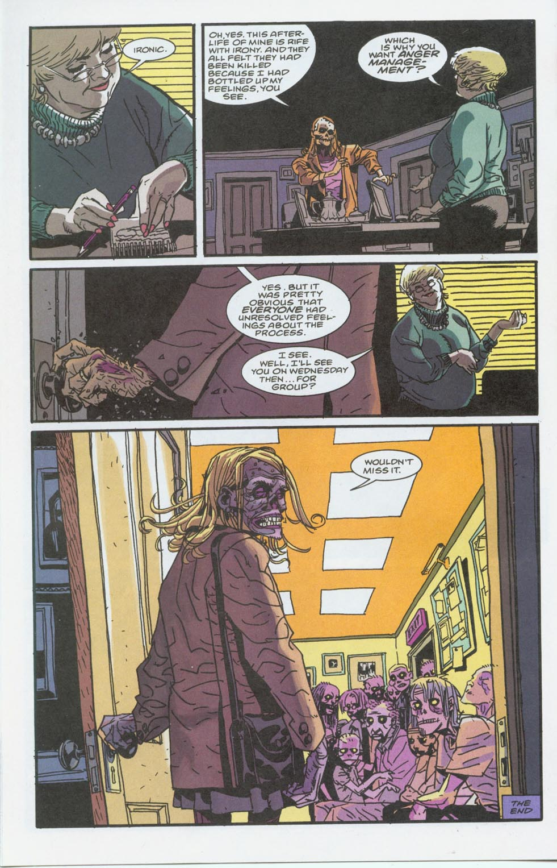 Read online Flinch comic -  Issue #6 - 9
