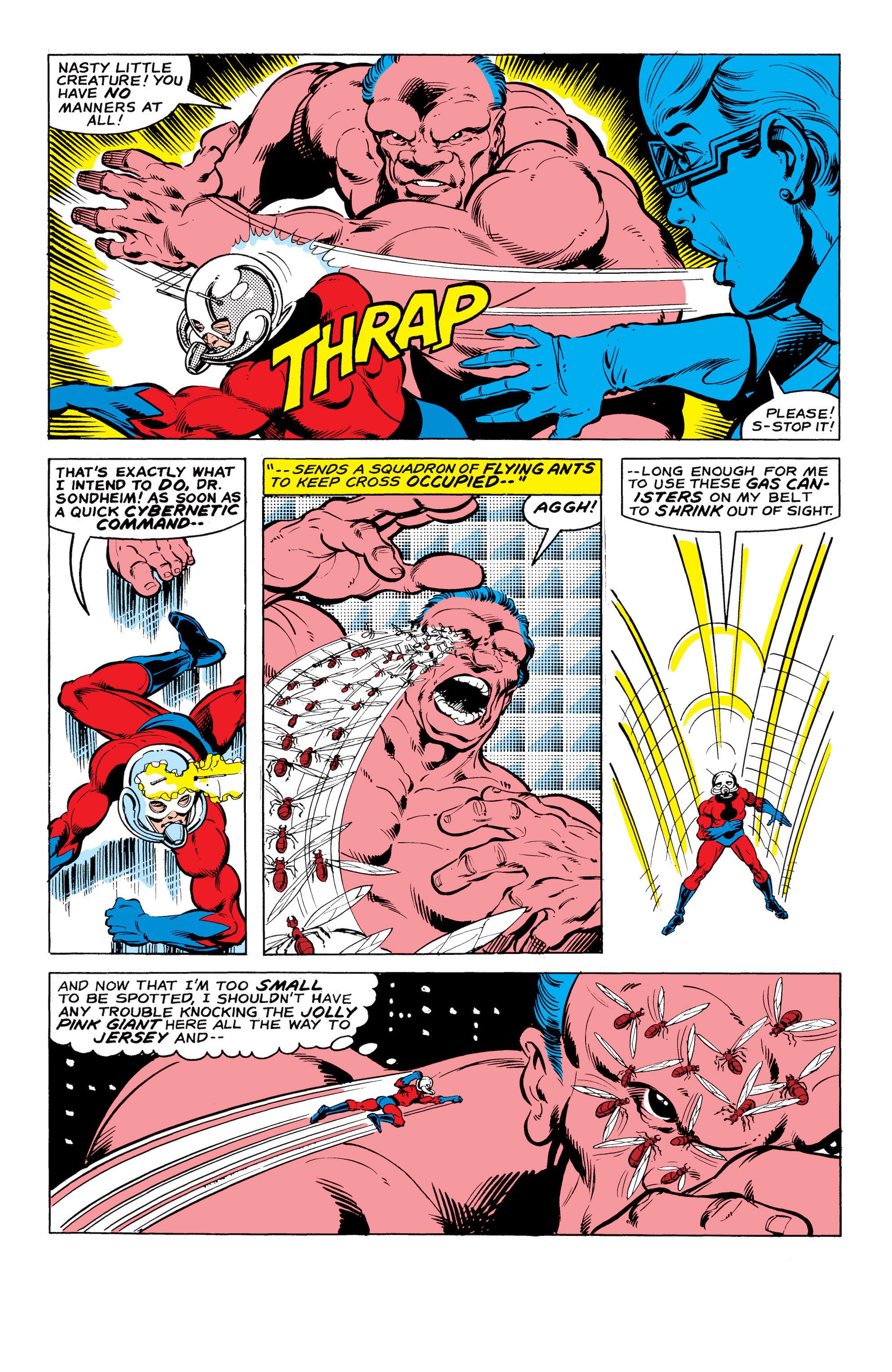 Read online Ant-Man: Scott Lang comic -  Issue #Ant-Man: Scott Lang TPB - 23