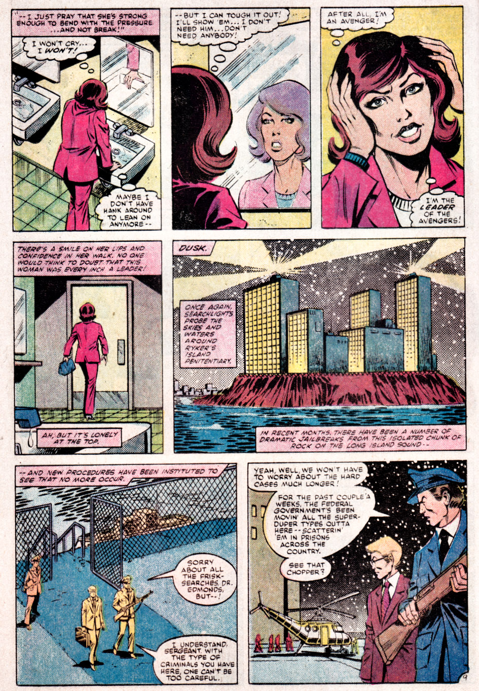 The Avengers (1963) 227 Page 9