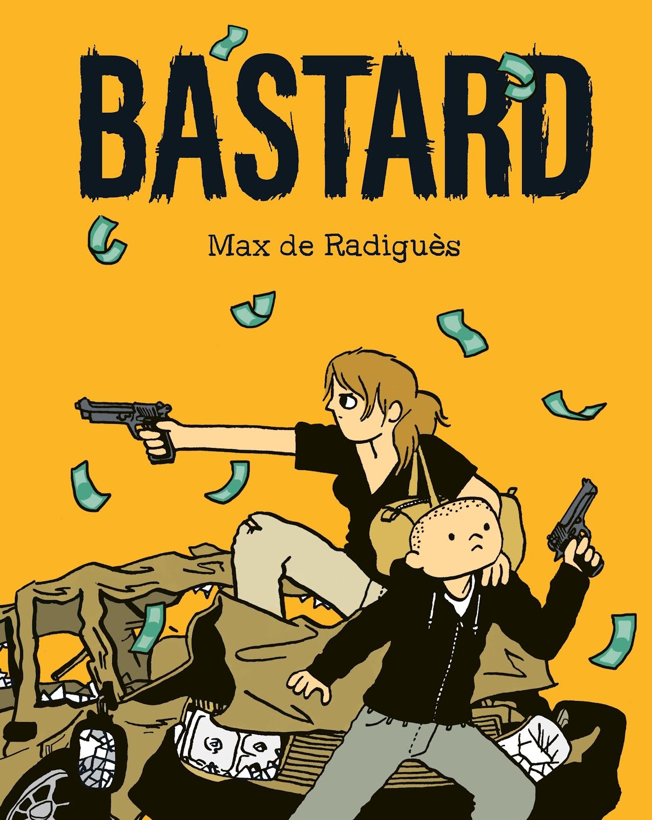 Read online Bastard comic -  Issue # TPB (Part 1) - 1