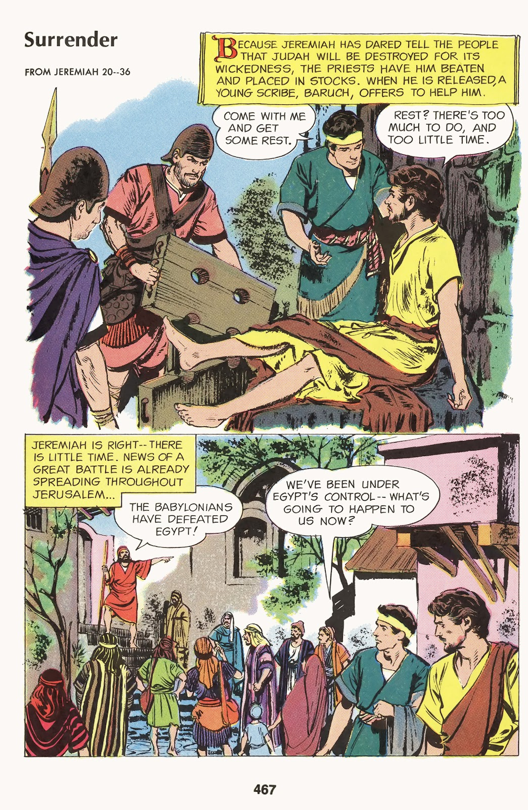 The Picture Bible issue TPB (Part 5) - Page 70