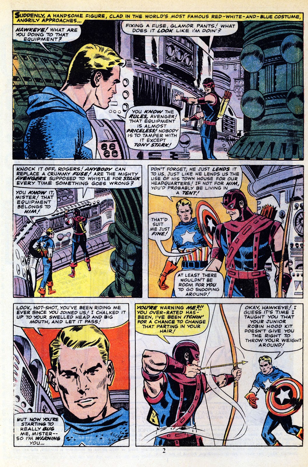 Marvel Triple Action (1972) issue 15 - Page 4