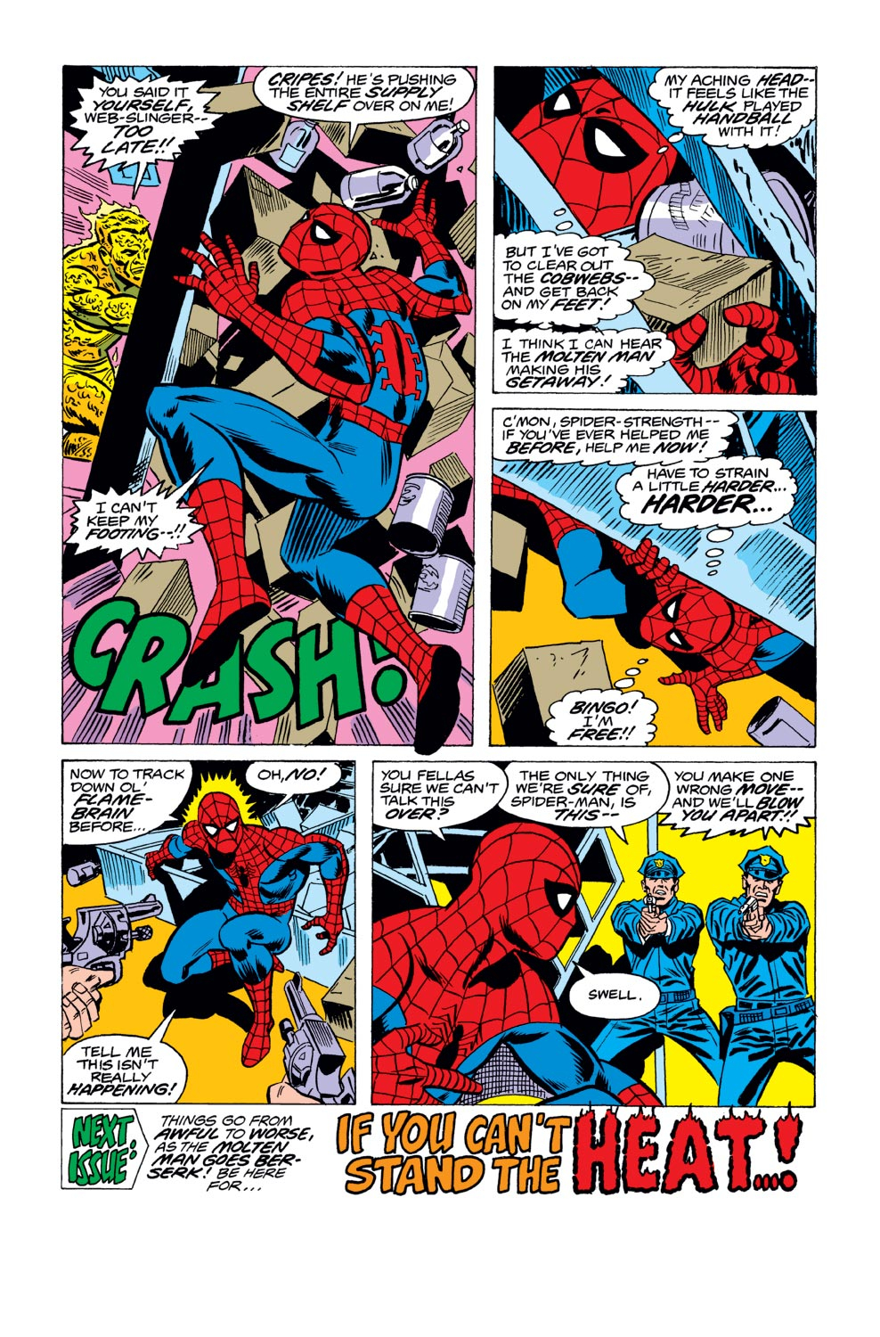 The Amazing Spider-Man (1963) 172 Page 17