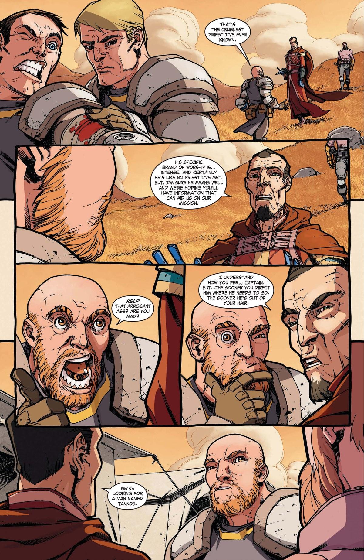 Read online World of Warcraft: Dark Riders comic -  Issue # Full - 28