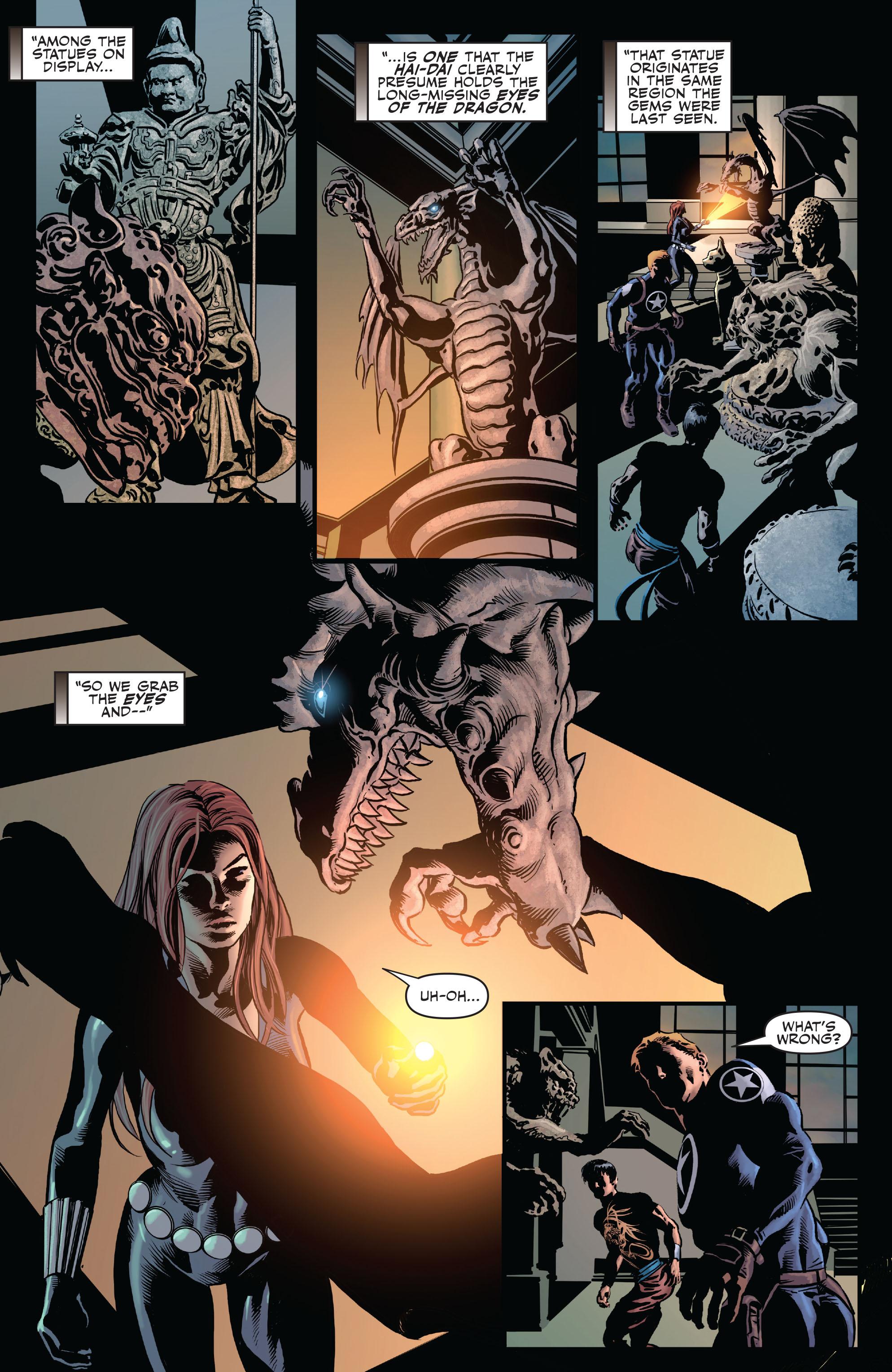 Read online Secret Avengers (2010) comic -  Issue #6 - 20