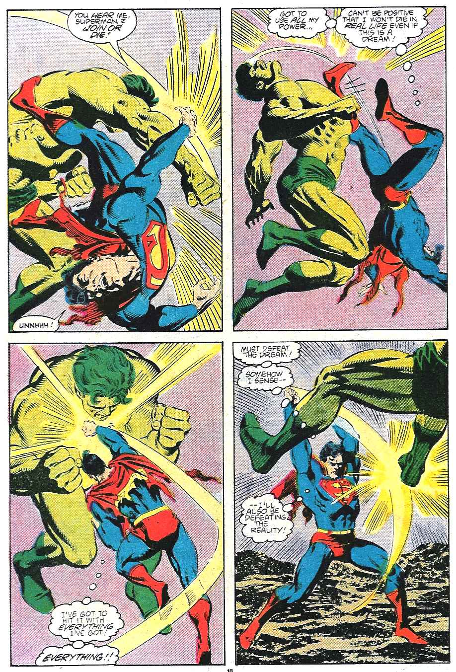 Read online Adventures of Superman (1987) comic -  Issue #435 - 19