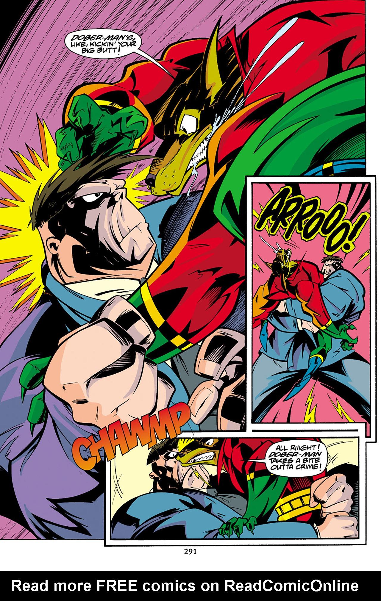 Read online Adventures Of The Mask Omnibus comic -  Issue #Adventures Of The Mask Omnibus Full - 290