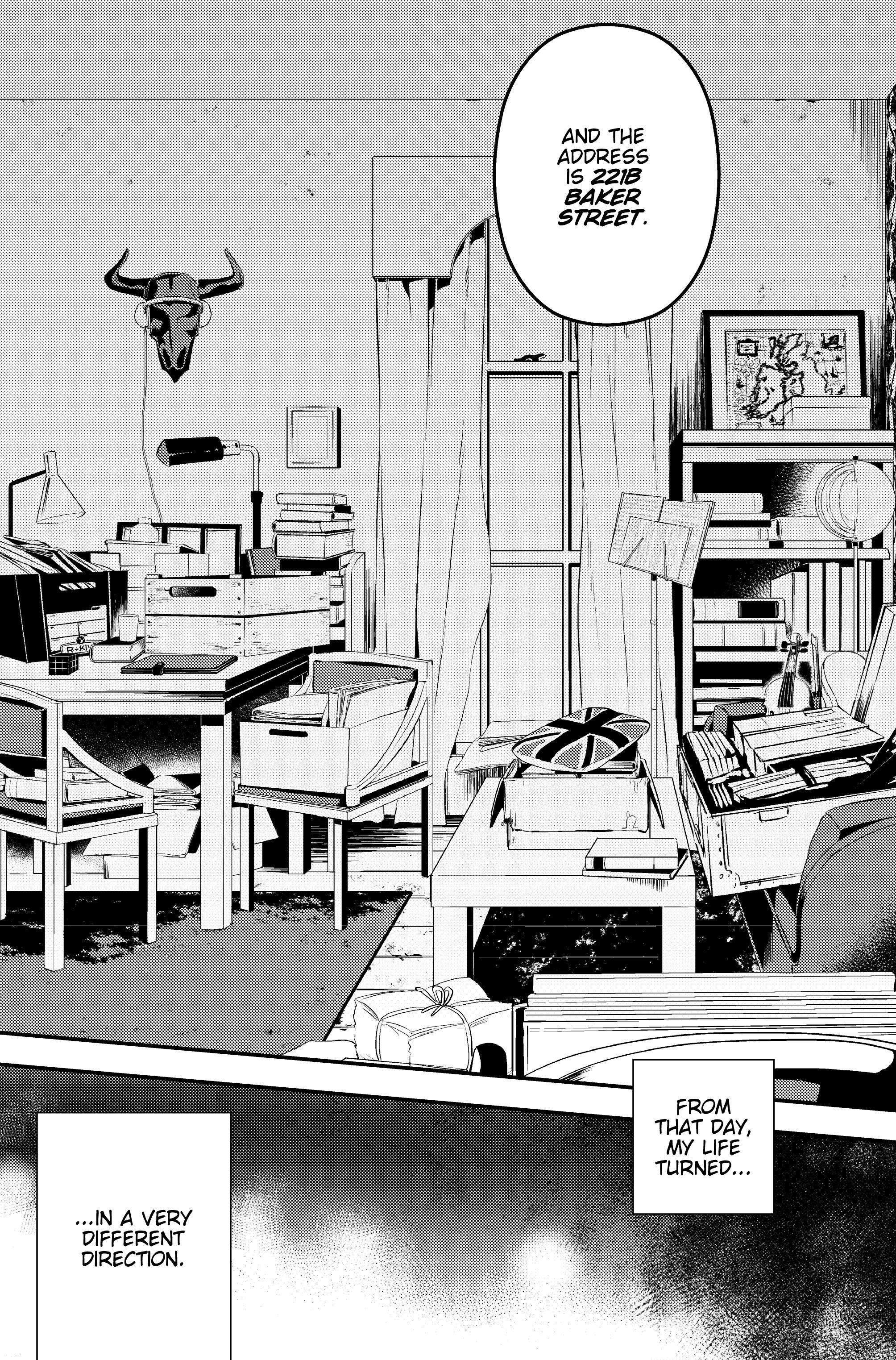 Read online Sherlock: A Study In Pink comic -  Issue #2 - 8