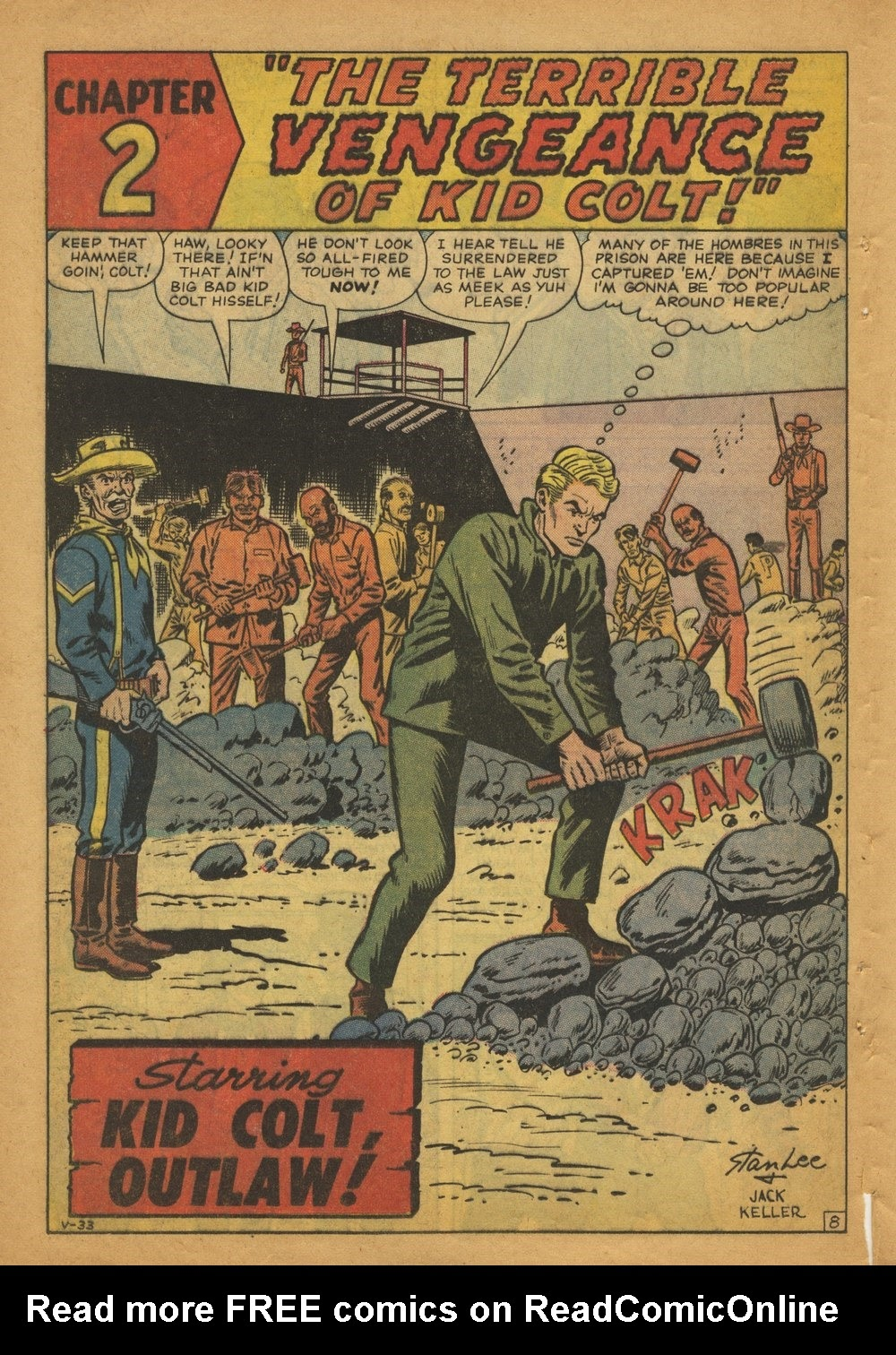 Kid Colt Outlaw issue 97 - Page 12