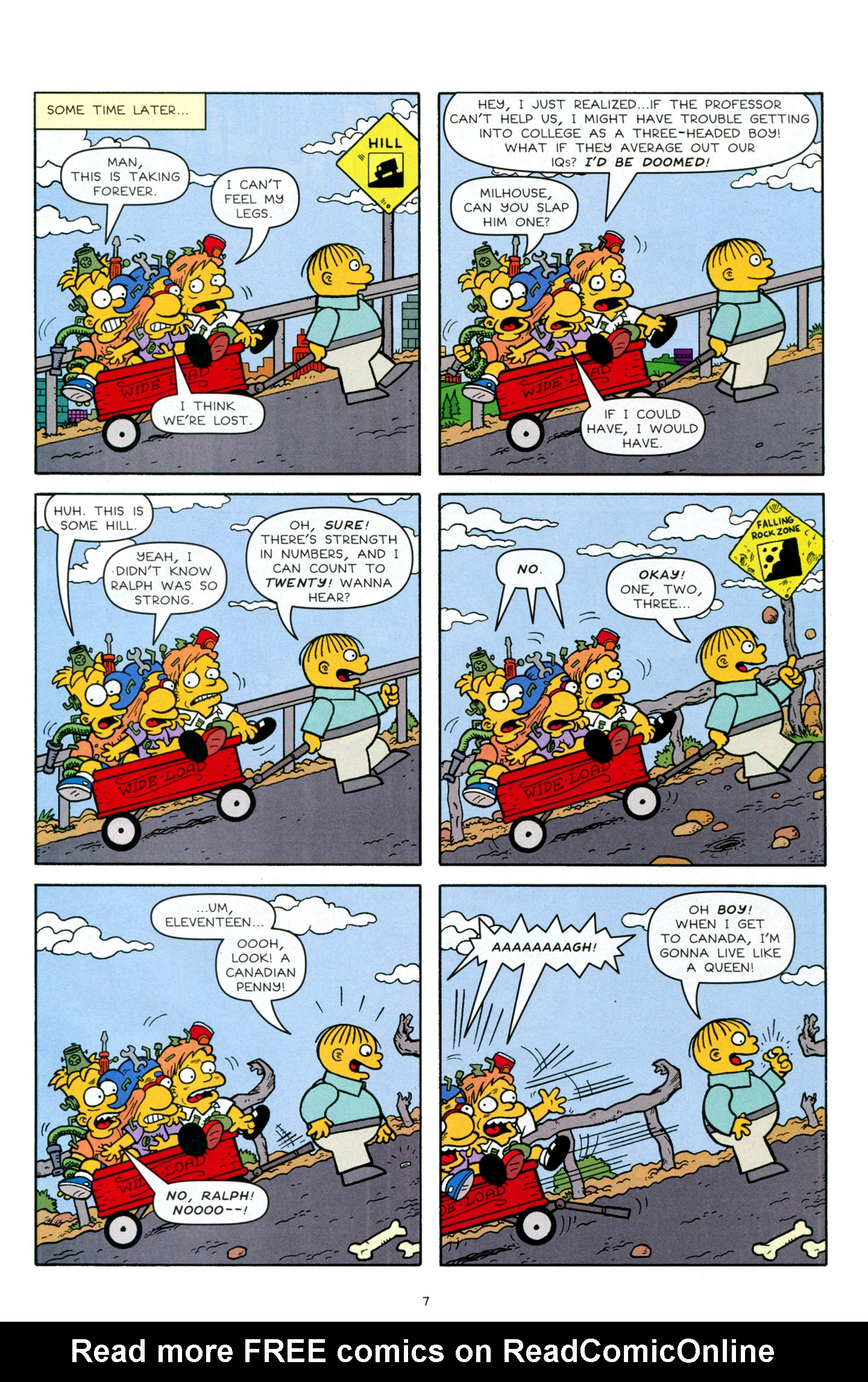 Read online Simpsons Comics Presents Bart Simpson comic -  Issue #63 - 9