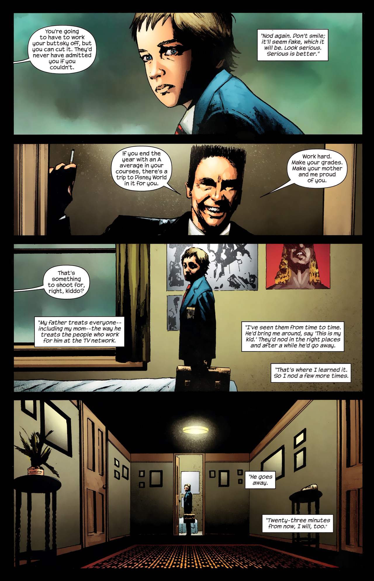 Read online Dark Tower: The Gunslinger - The Way Station comic -  Issue #2 - 14