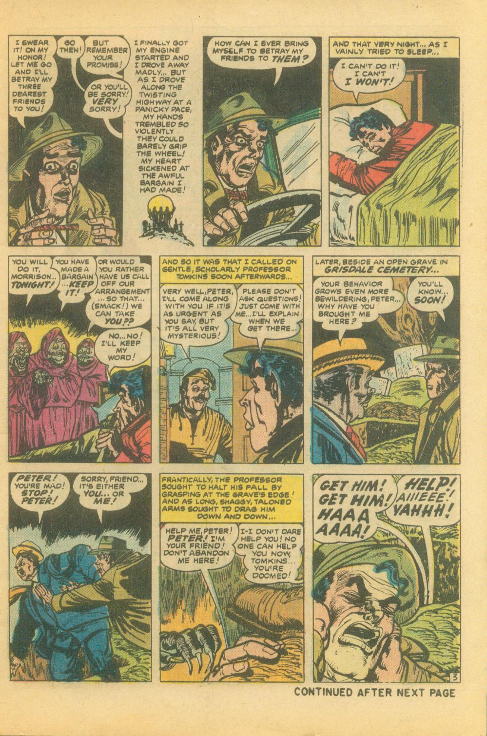 Crypt of Shadows (1973) issue 11 - Page 5