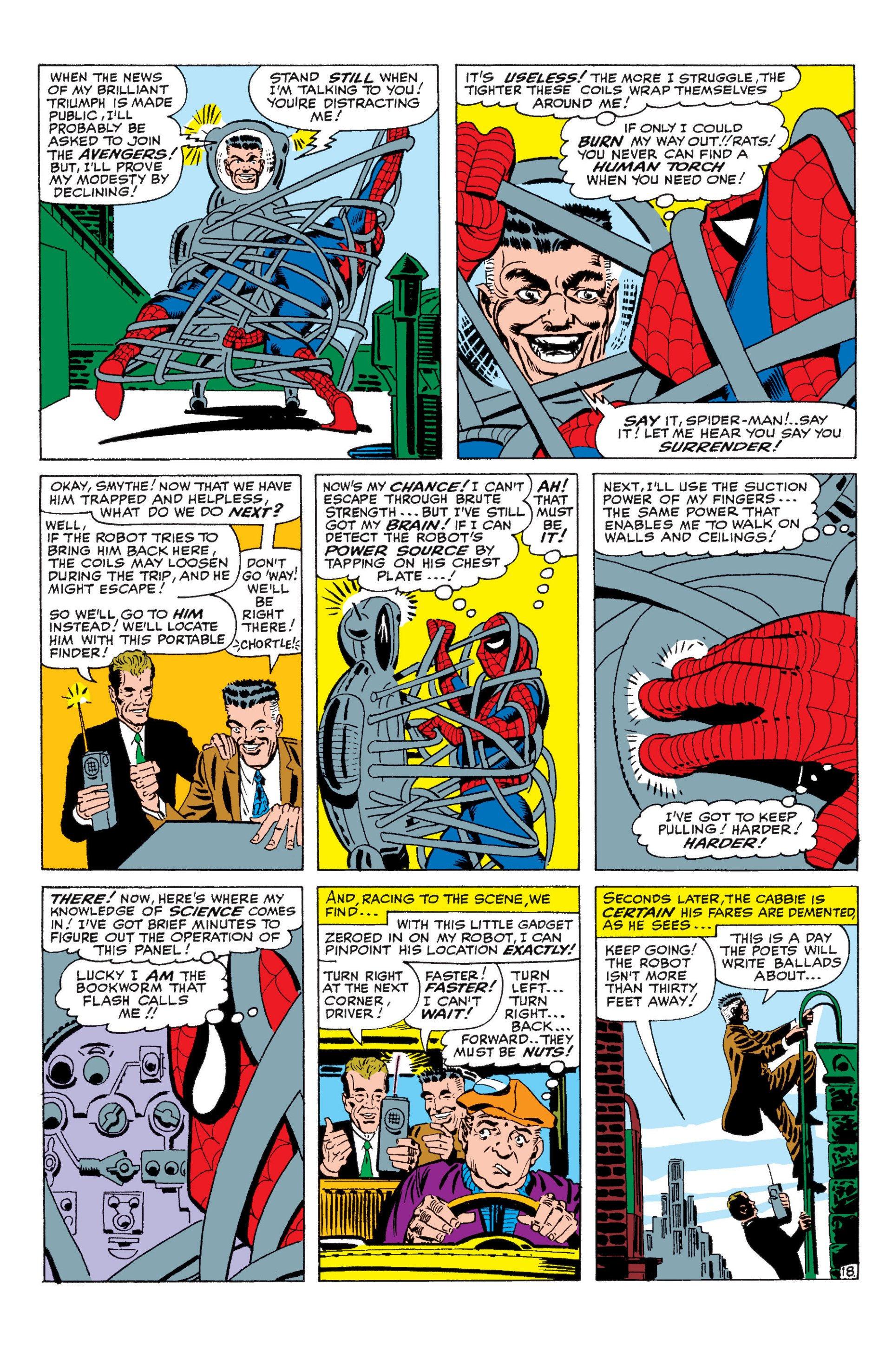 The Amazing Spider-Man (1963) 25 Page 18
