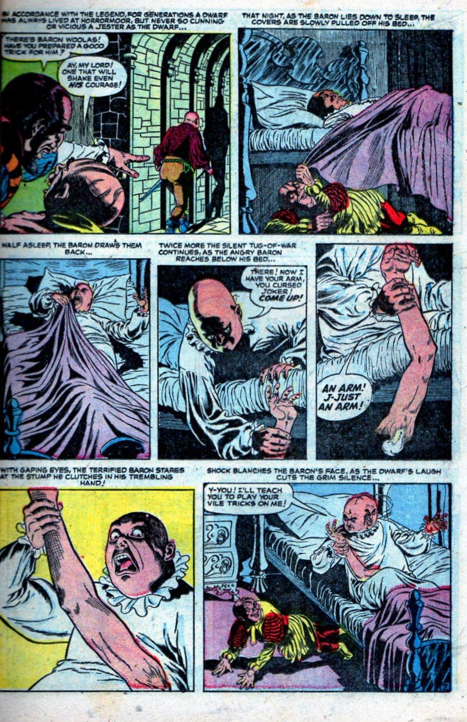 Read online Adventures into Weird Worlds comic -  Issue #27 - 12