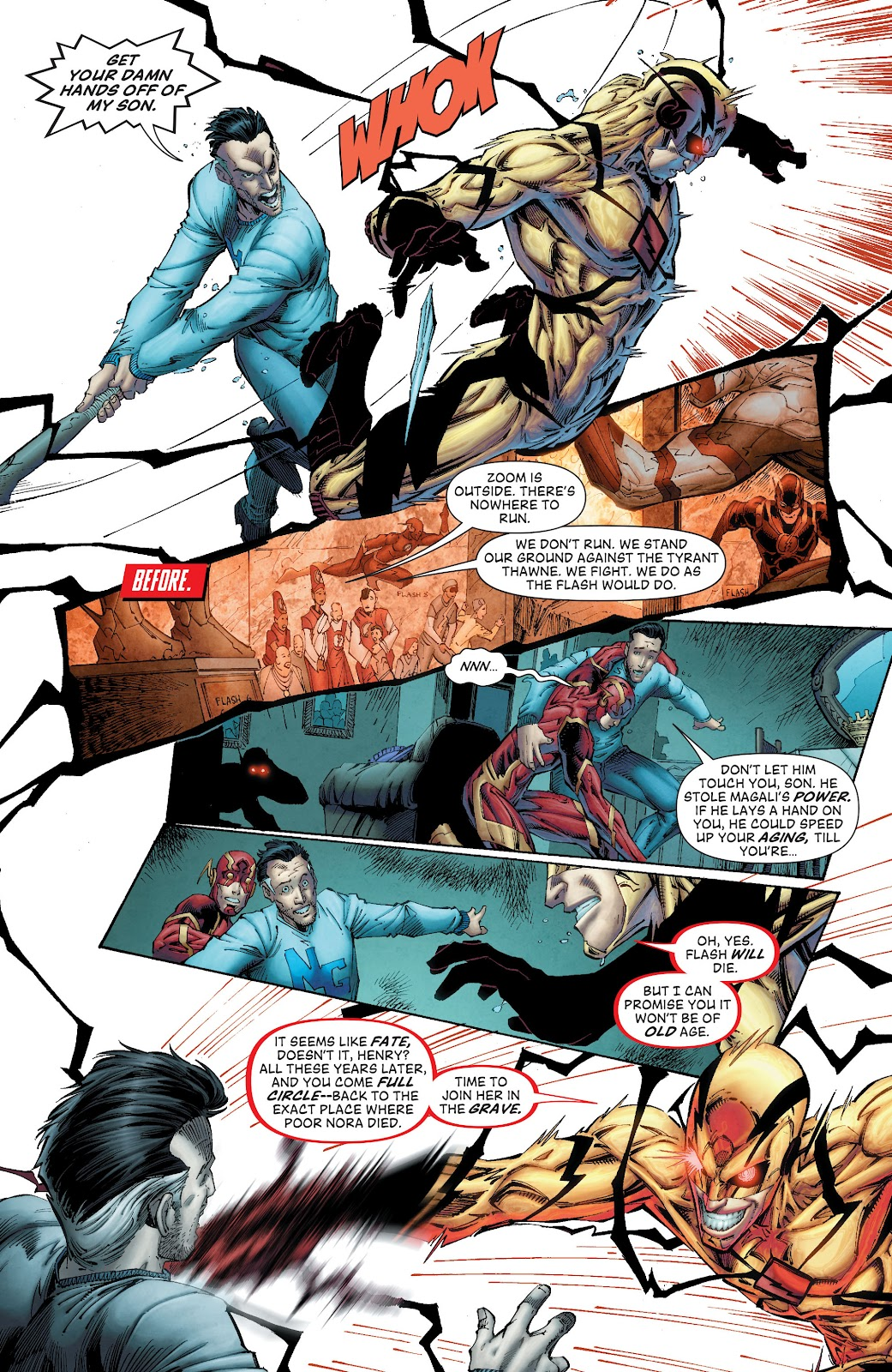 Read online The Flash (2011) comic -  Issue # _TPB 8 (Part 2) - 94