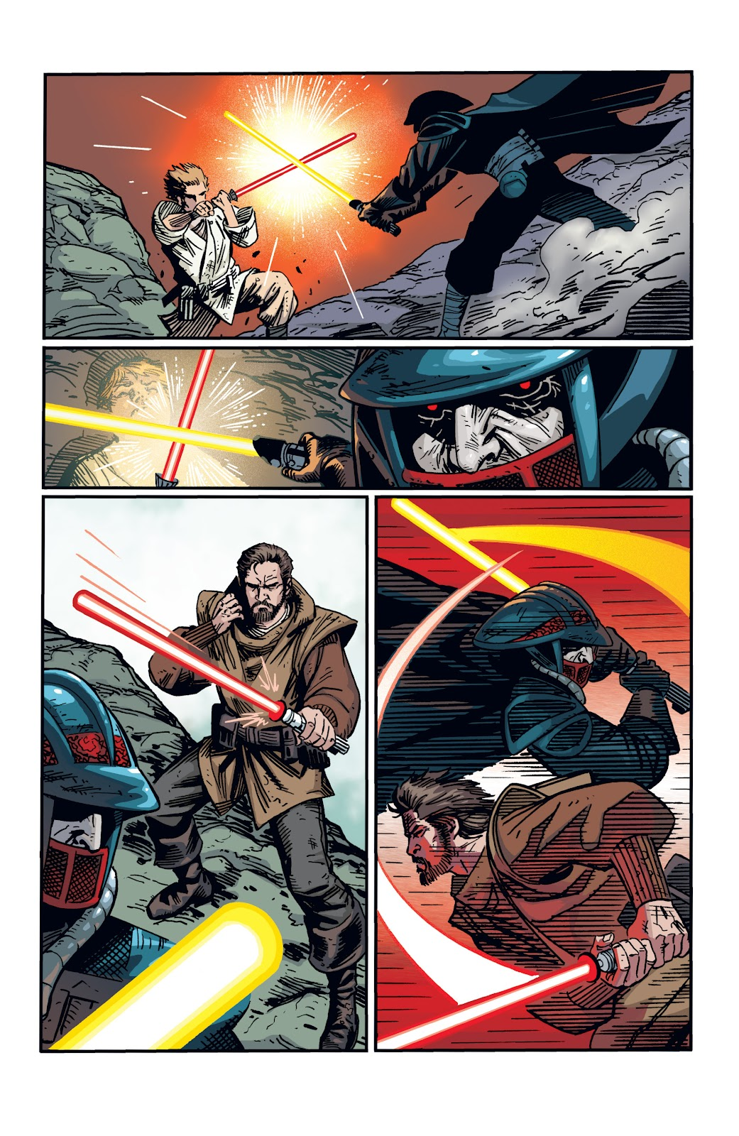 Read online Star Wars Legends: Infinities - Epic Collection comic -  Issue # TPB (Part 5) - 114