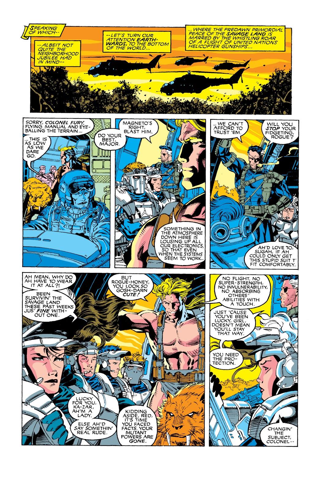 Uncanny X-Men (1963) issue 275 - Page 14