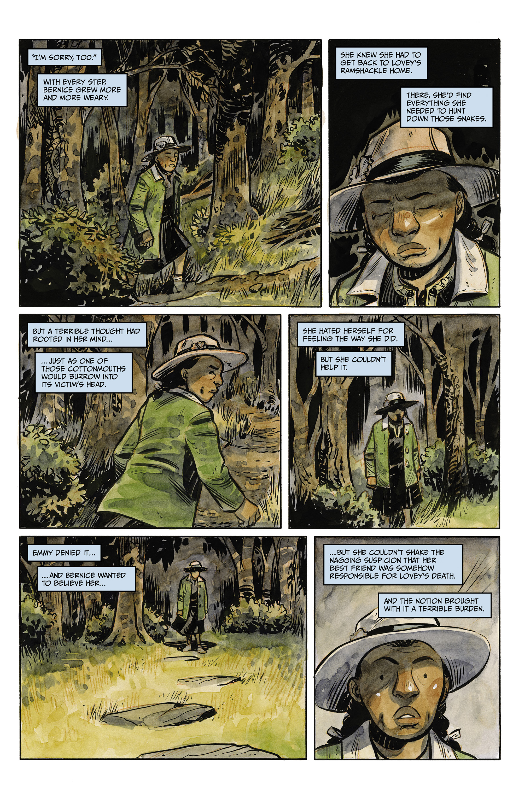Read online Harrow County comic -  Issue #23 - 14