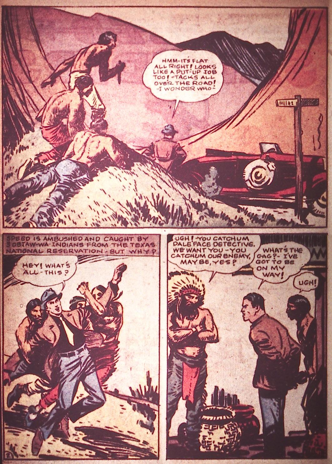 Read online Detective Comics (1937) comic -  Issue #12 - 4