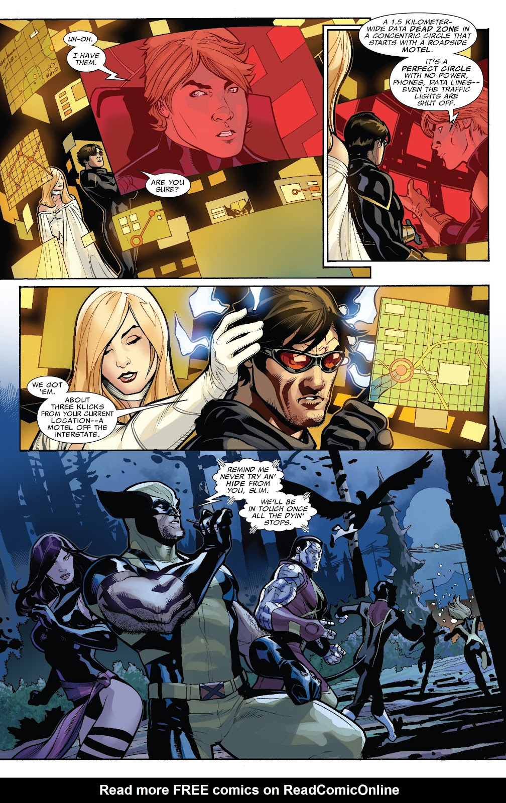 Read online X-Men: Second Coming comic -  Issue # _TPB (Part 1) - 60