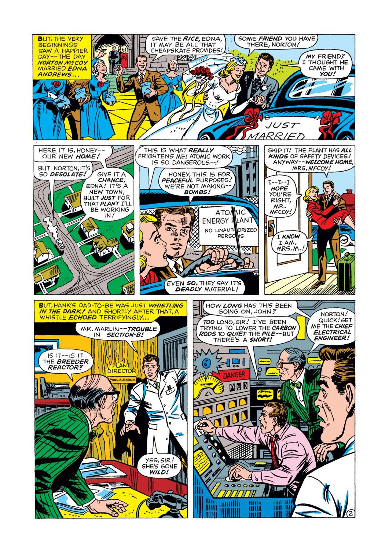 Read online Amazing Adventures (1970) comic -  Issue #17 - 5