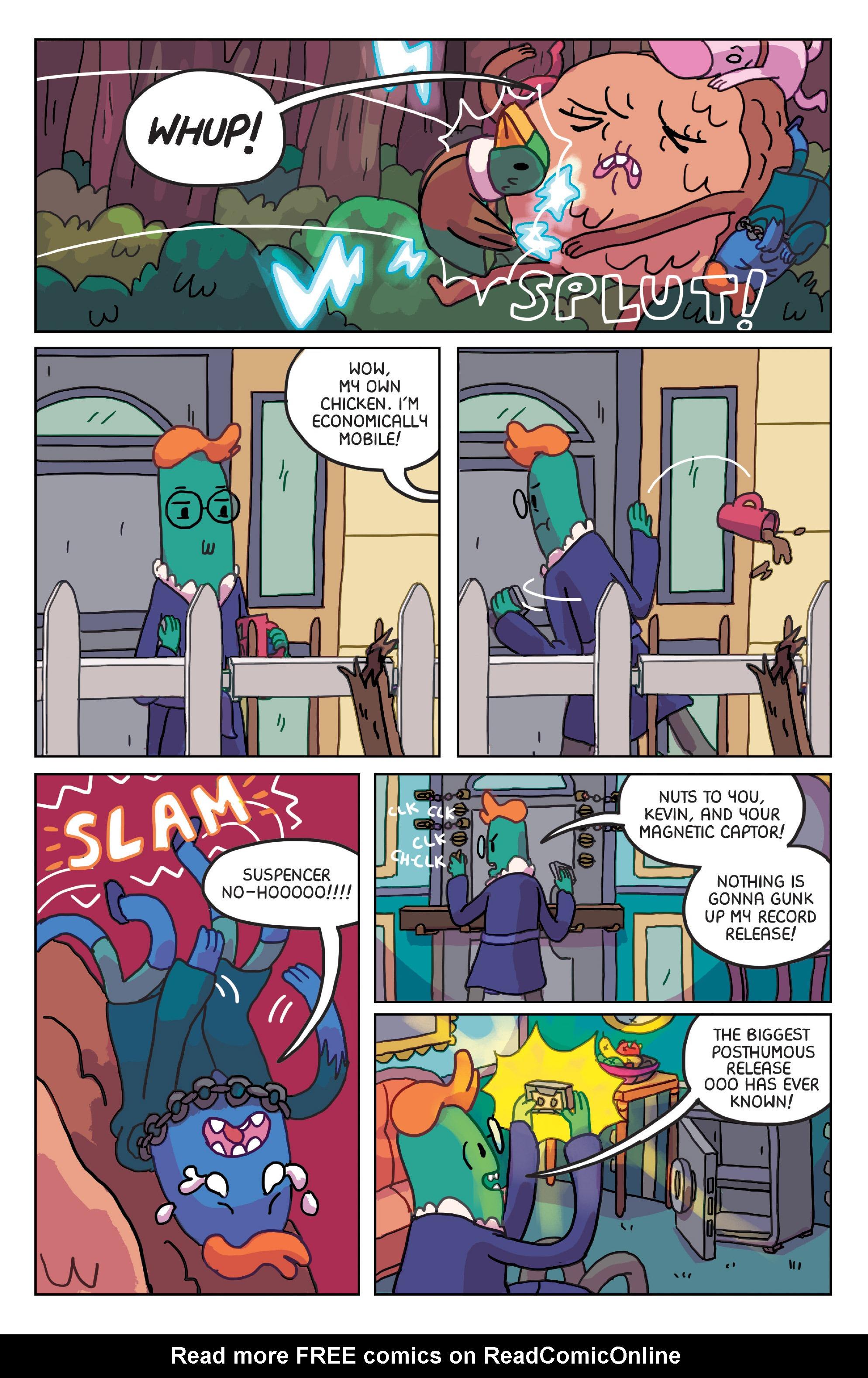 Read online Adventure Time: Marceline Gone Adrift comic -  Issue #4 - 15