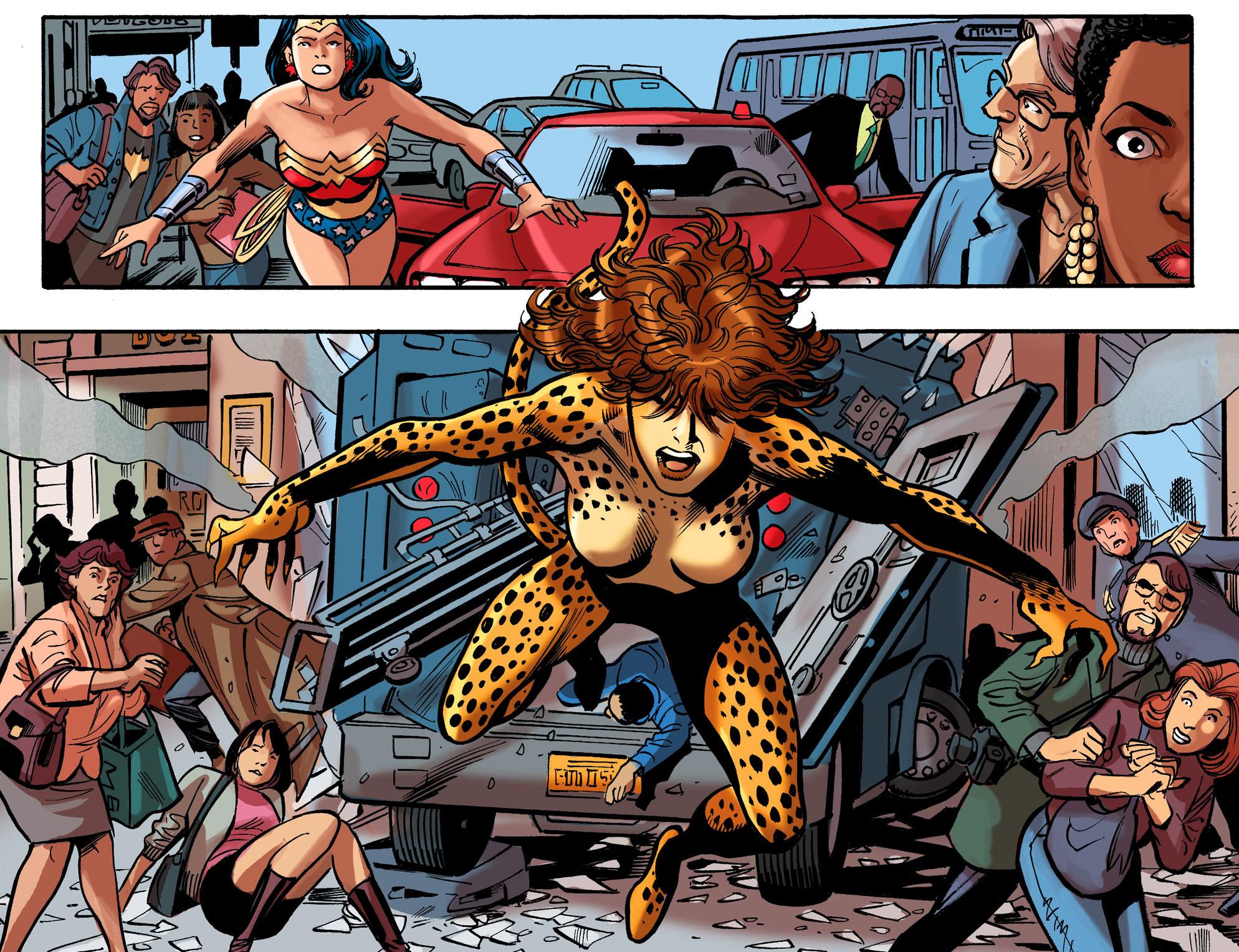 Read online Sensation Comics Featuring Wonder Woman comic -  Issue #41 - 7