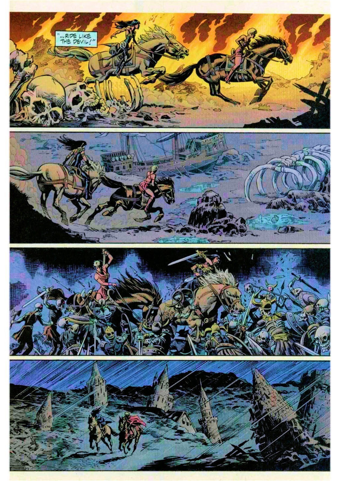 Xena: Warrior Princess (1999) Issue #12 #12 - English 7