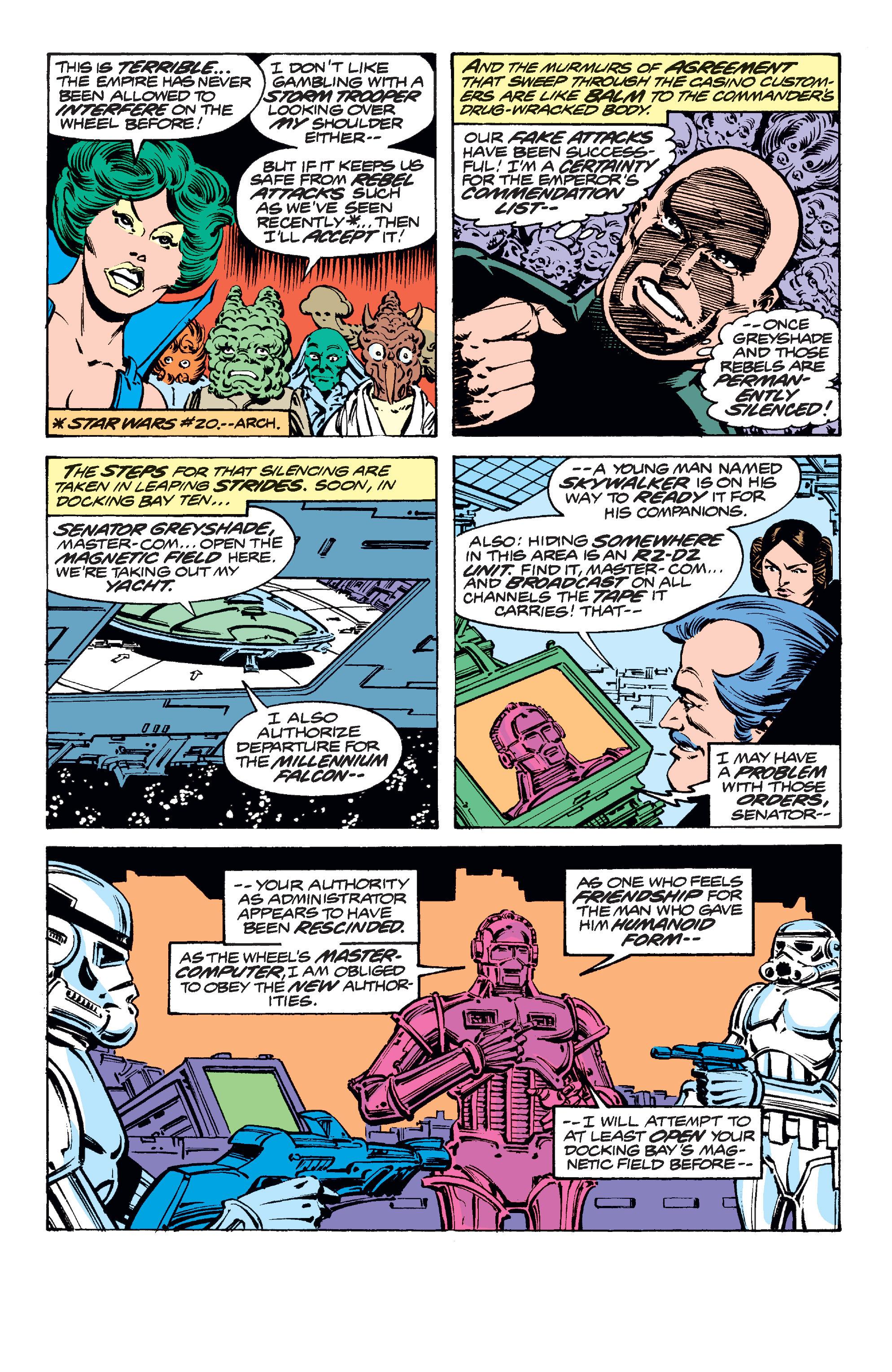 Read online Star Wars Omnibus comic -  Issue # Vol. 13 - 407